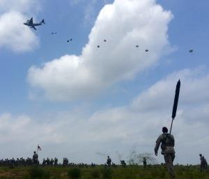 Airborne!